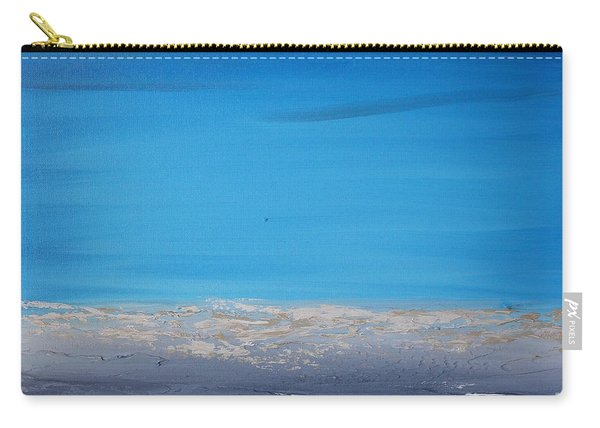 Ocean Blue 2 Carry-all Pouch