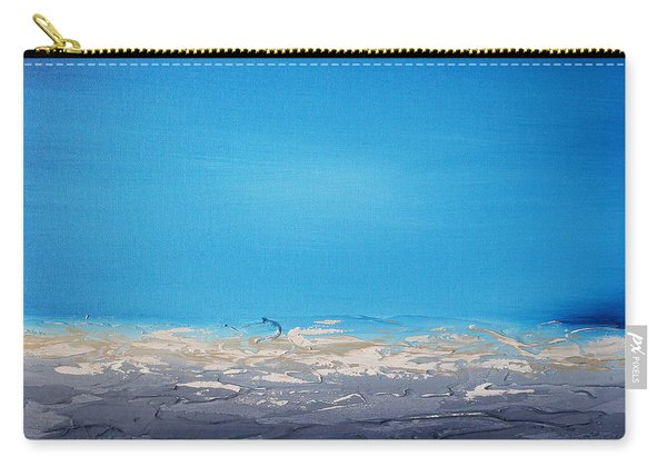 Ocean Blue 4 Carry-all Pouch