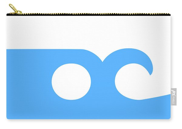 Ocean City Md Flag Carry-all Pouch