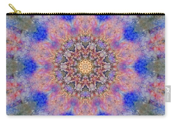 Ocean Kaleidoscope 1 Carry-all Pouch