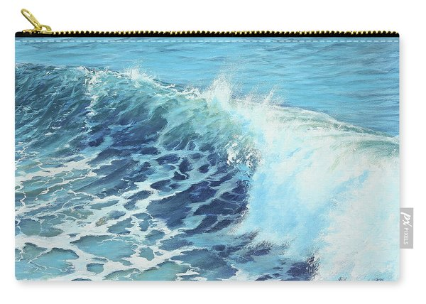 Ocean's Might Carry-all Pouch