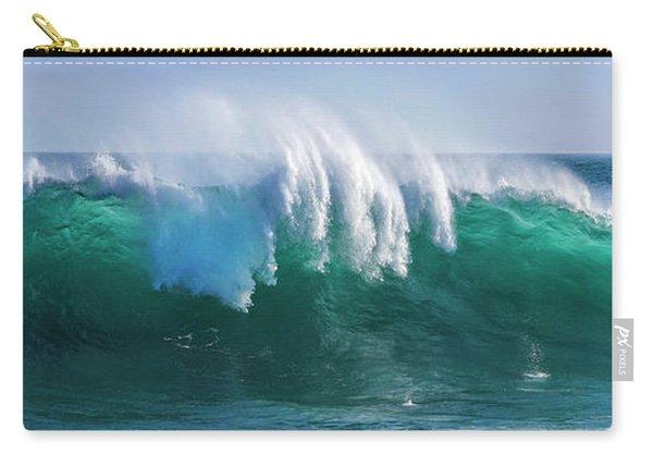 Ocean's Roar Carry-all Pouch