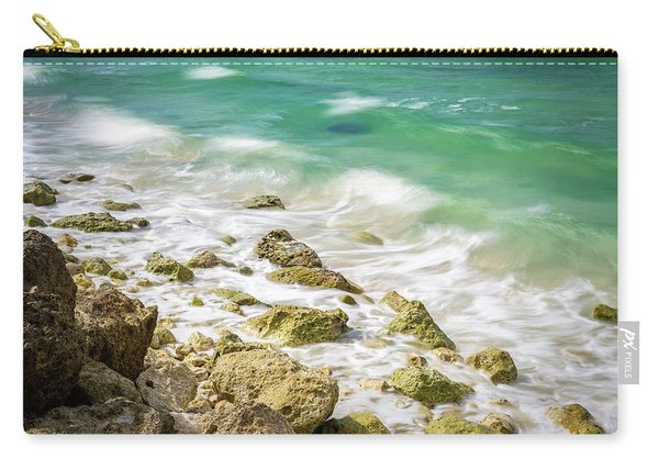 Oceanside In Trelawny, Jamaica Carry-all Pouch