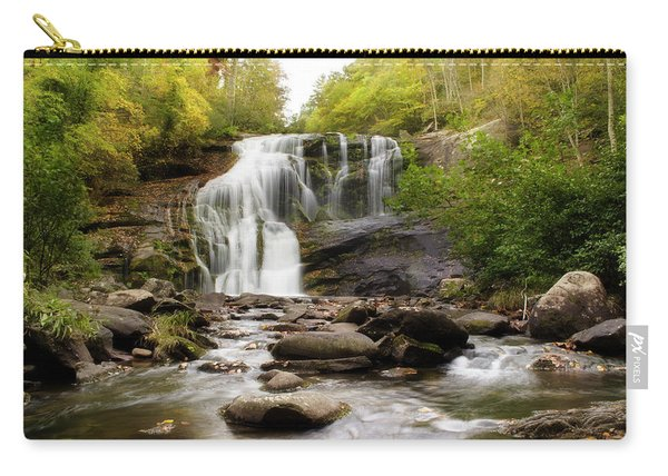 October At Bald River Falls Carry-all Pouch