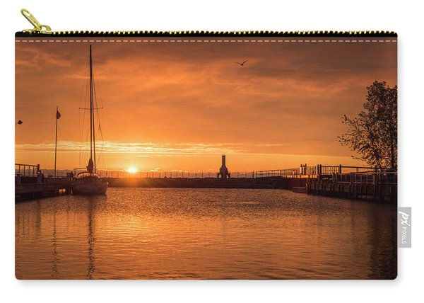October Skies II Carry-all Pouch