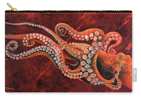 Octopus Leviticus Carry-all Pouch