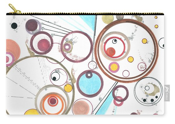 Odd Encapsulations Carry-all Pouch