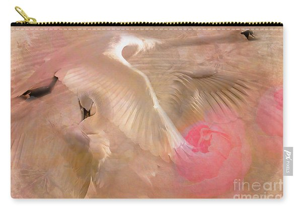 Ode To A Swan 2015 Carry-all Pouch