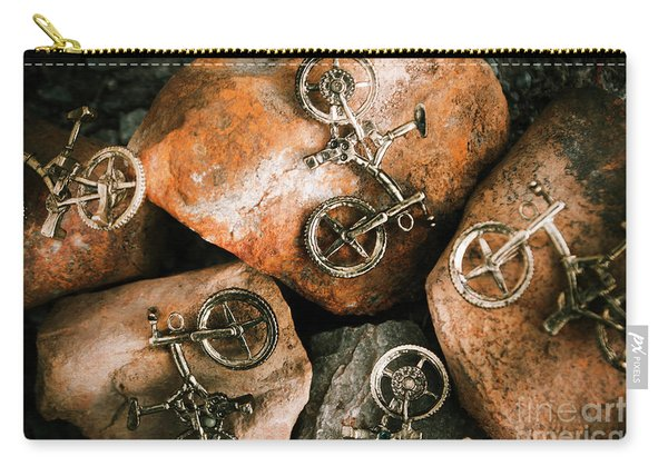 Off-road Cycling Carry-all Pouch