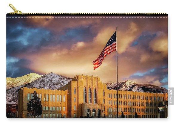 Ogden High School At Sunset Carry-all Pouch