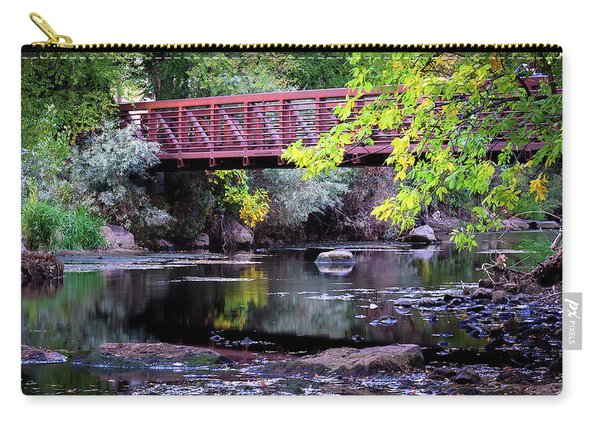 Ogden River Bridge Carry-all Pouch
