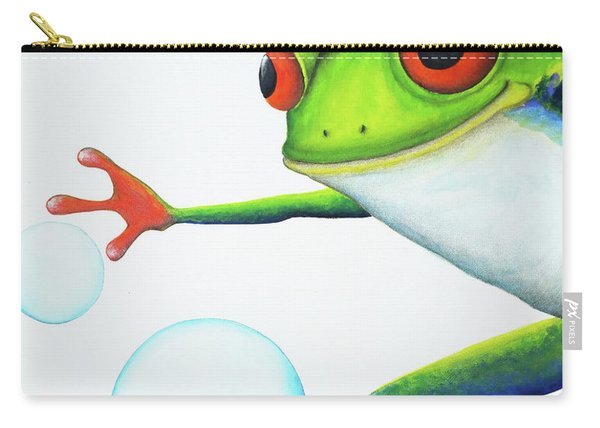 Oh Bubbles Carry-all Pouch