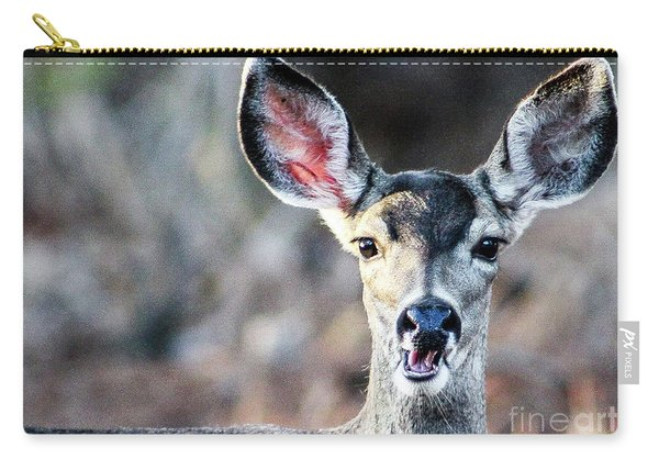 Oh, Deer Carry-all Pouch