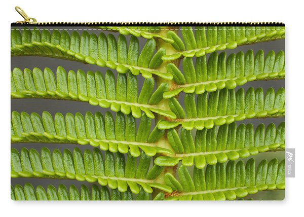 Ama'u Fern Detail Carry-all Pouch