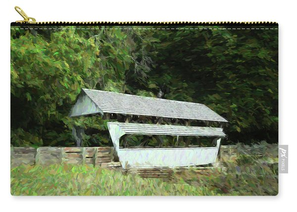 Ohio Covered Bridge Carry-all Pouch