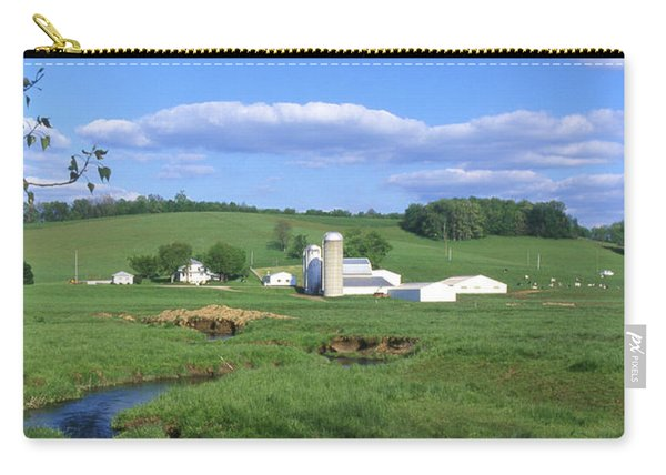 3d203 Ohio Farm Photo Carry-all Pouch