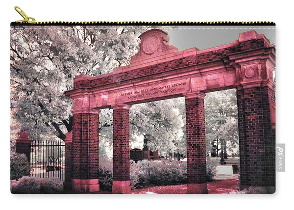 Ohio University Gate To The Green Carry-all Pouch