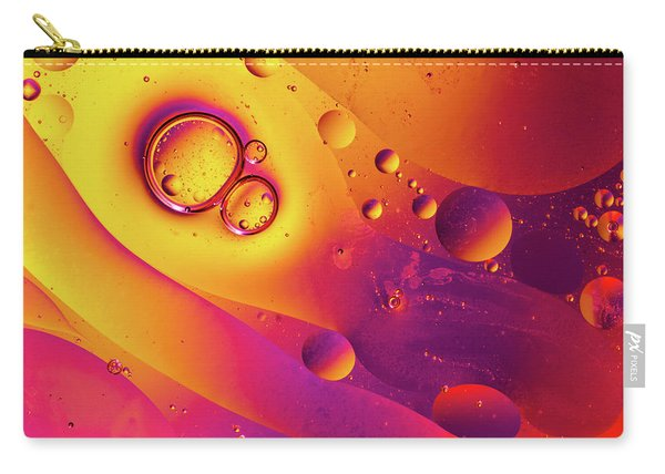 Oil And Water 8 Carry-all Pouch