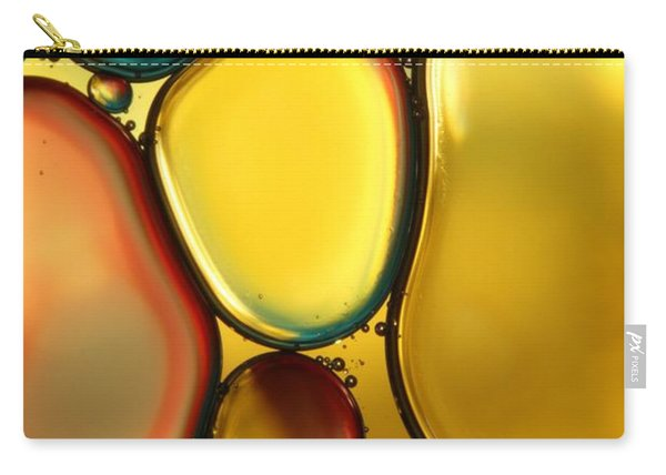 Oil And Water Abstract II Carry-all Pouch
