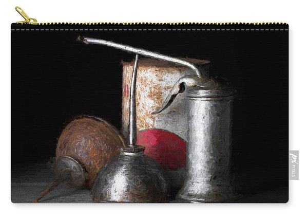 Oil Can Still Life Carry-all Pouch