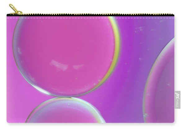 Oil On Water Abstract Carry-all Pouch