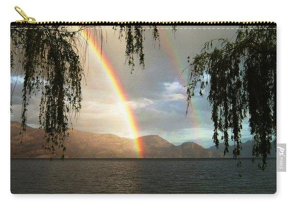 Okanagan Rainbow Carry-all Pouch