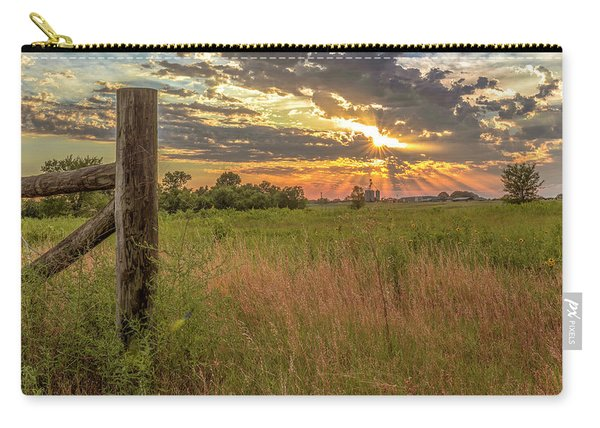 Oklahoma Carry-all Pouch