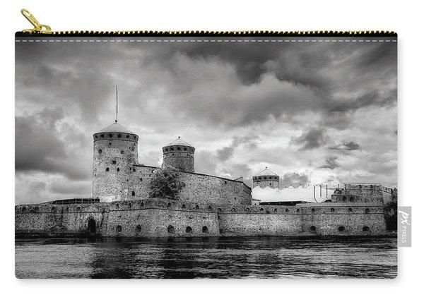 Olavinlinna Castle Carry-all Pouch