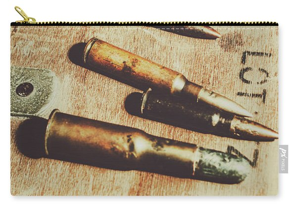 Old Ammunition Carry-all Pouch