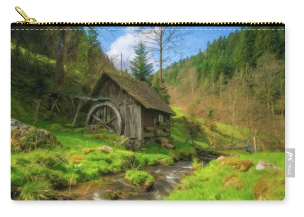 Old Black Forest Mill Carry-all Pouch