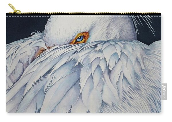 Old Blue Eyes Carry-all Pouch