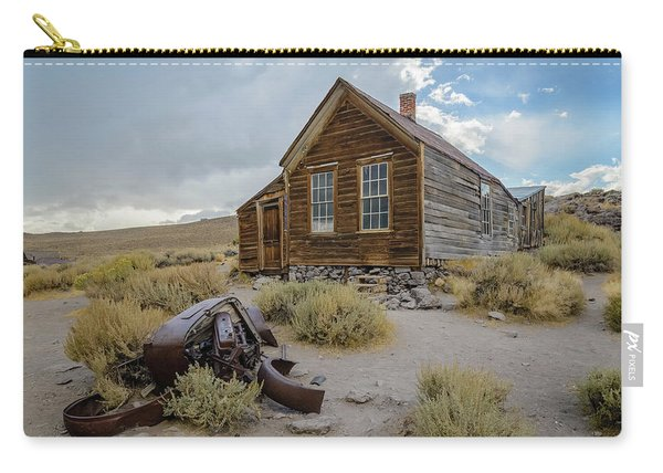 Old Bodie House II Carry-all Pouch