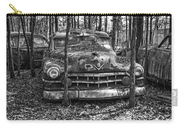 Old Cadillac Carry-all Pouch