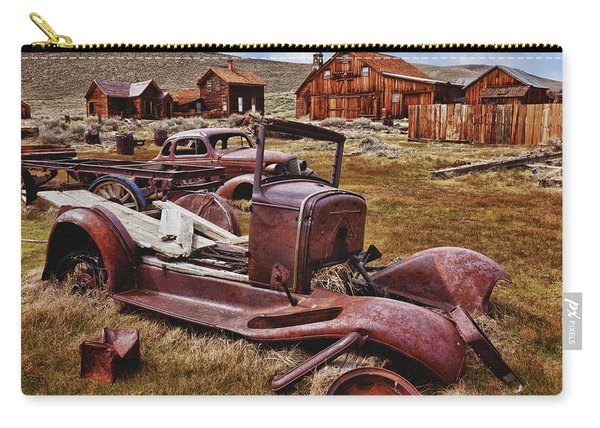 Old Cars Bodie Carry-all Pouch