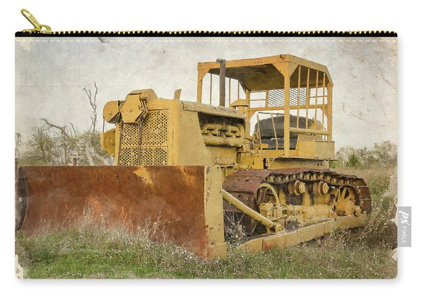 Old Cat Watercolor IIi Carry-all Pouch