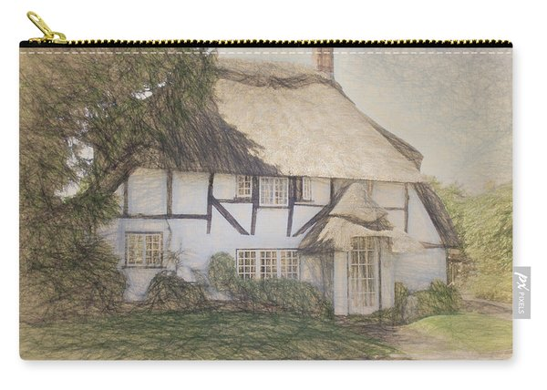 Old Cottage, Micheldever Carry-all Pouch