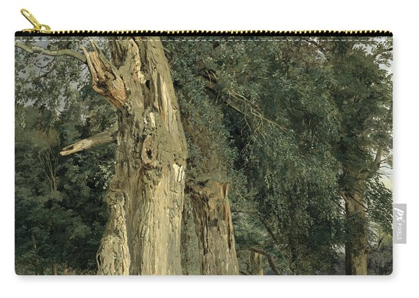 Old Elms In Prater Carry-all Pouch