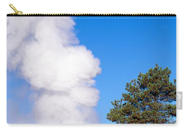 Old Faithful Geyser Erupting Carry-all Pouch