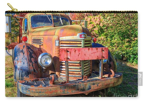 Old Farm Truck Hdr Carry-all Pouch