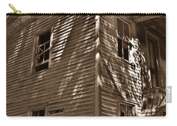 Old Farmhouse In Summertime Carry-all Pouch