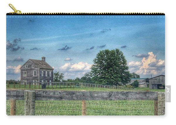 Old Farmhouse Carry-all Pouch