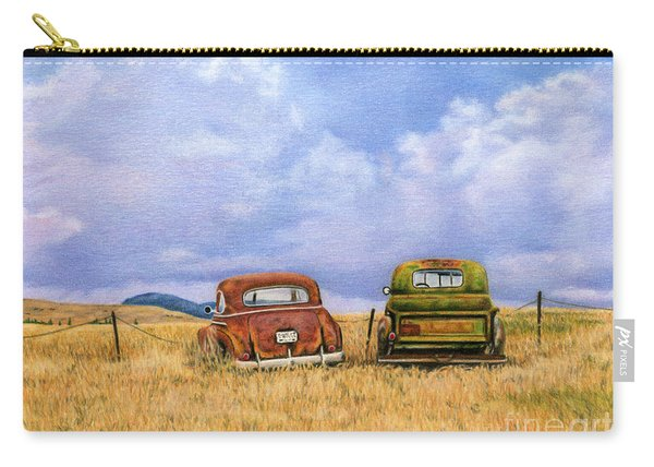 Two Old Friends  Carry-all Pouch