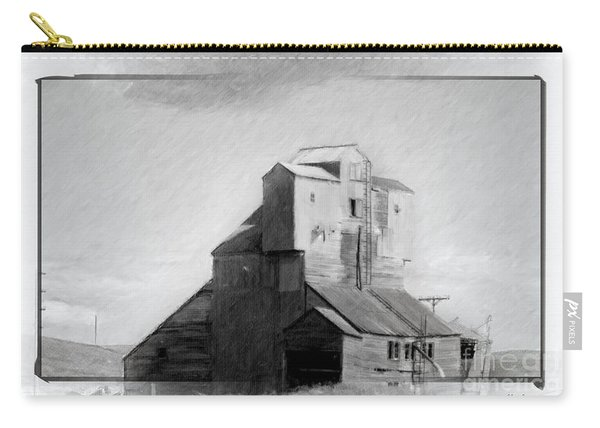 Old Grain Elevator Carry-all Pouch