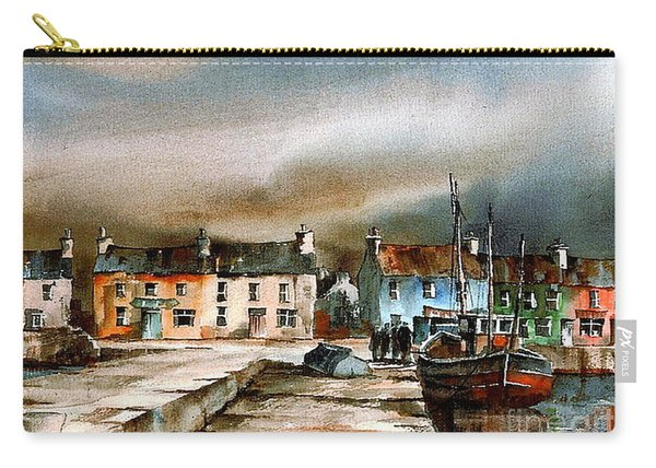 Old Harbour Dingle, Kerry Carry-all Pouch