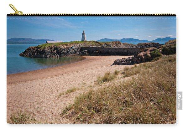 Old Llanddwyn Lighthouse Carry-all Pouch