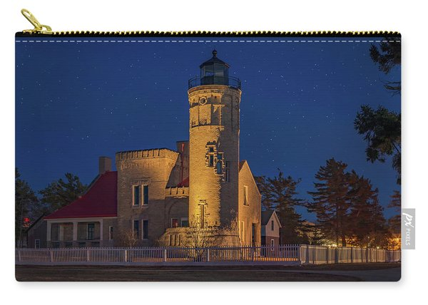 Old Mackinac Point Lighthouse Carry-all Pouch