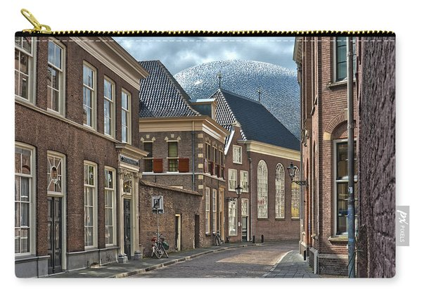 Old Meets New In Zwolle Carry-all Pouch