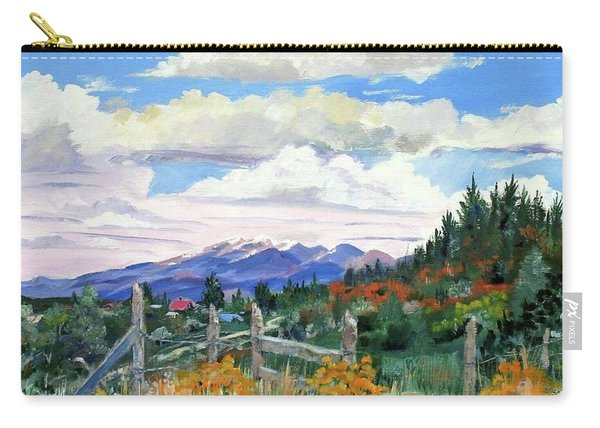 Old North Fence-in Colorado Carry-all Pouch