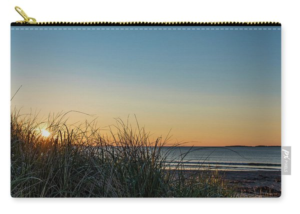 Old Orchard Sunrise Carry-all Pouch