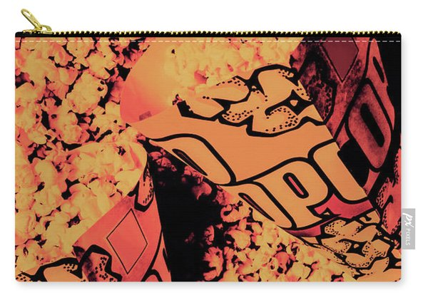 Old Pop Corn Culture Carry-all Pouch
